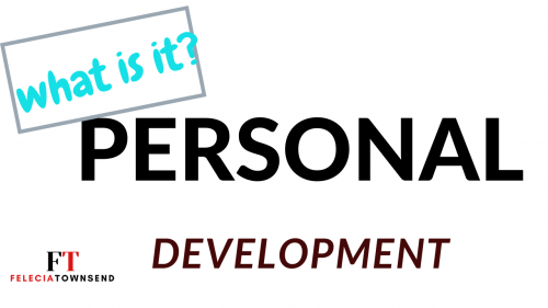 what is personal development means